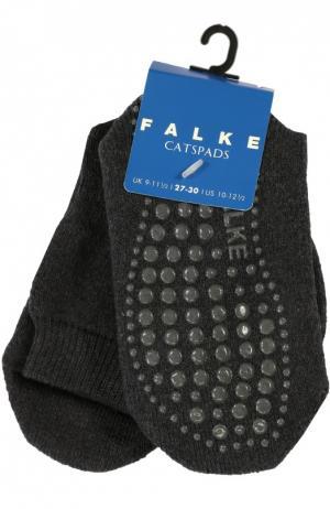 Носки Catspads Falke. Цвет: темно-серый