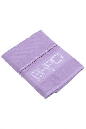Банное полотенце, 80х150 Beverly Hills Polo Club. Цвет: lilac