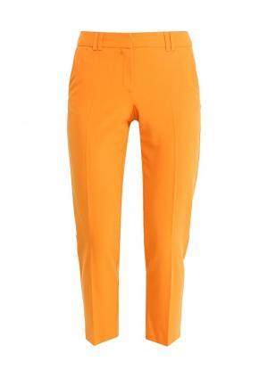 Брюки Dorothy Perkins. Цвет: оранжевый