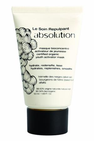Маска-активатор для лица Le Soin Repulpant 50ml Absolution. Цвет: без цвета