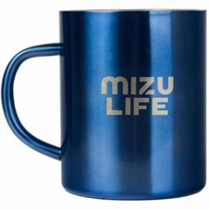Термокружка MIZU. Цвет: mizu life blue steel le