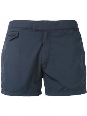 Плавательные шорты Harry Mc2 Saint Barth. Цвет: синий