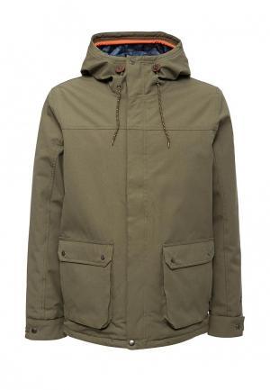 Куртка утепленная Rip Curl. Цвет: хаки