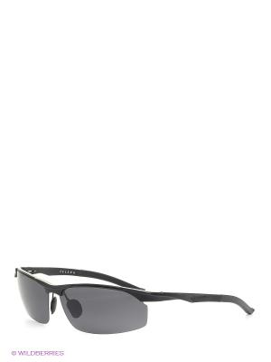 Солнцезащитные очки Selena. Цвет: черный