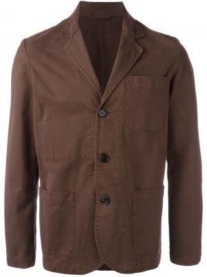 Куртка New Work Société Anonyme. Цвет: розовый и фиолетовый