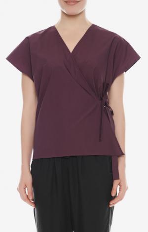 Блуза Фиолетовая NATASHA RULEVA