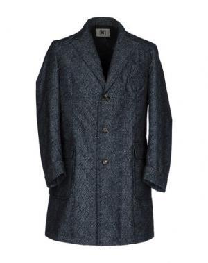 Пальто KIRED. Цвет: темно-зеленый