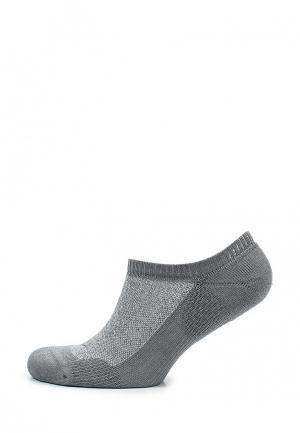 Носки Nike. Цвет: серый