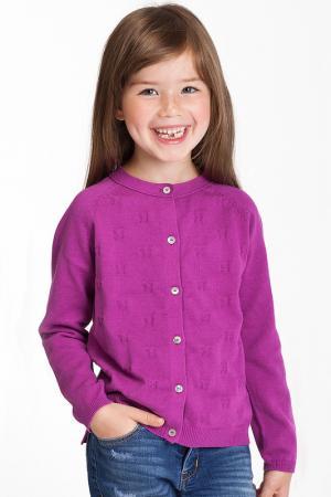 Жакет VILATTE. Цвет: фиолетовый
