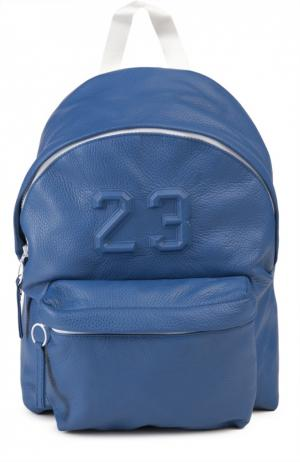Рюкзак Joshua Sanders. Цвет: синий