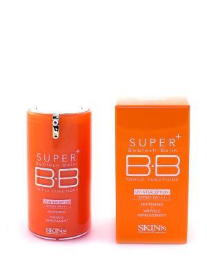 ББ крем для лица Витал оранж, 40 гр SKIN79. Цвет: светло-бежевый