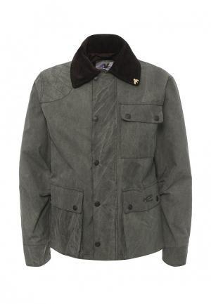Куртка John Partridge. Цвет: хаки