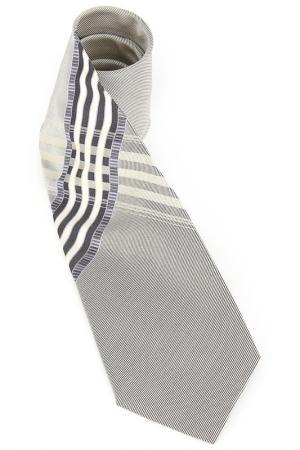 Галстук Kenzo. Цвет: серый, бежевый, фиолетовый