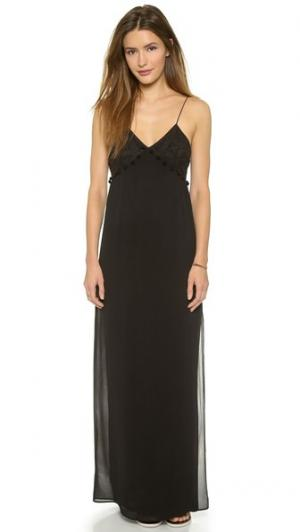 Вечернее платье Malfi Rory Beca. Цвет: оникс