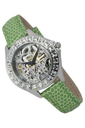 Automatic watch Burgmeister. Цвет: green