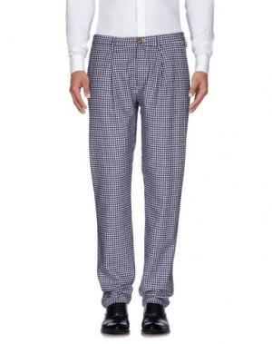 Повседневные брюки HARMONT&BLAINE. Цвет: темно-синий