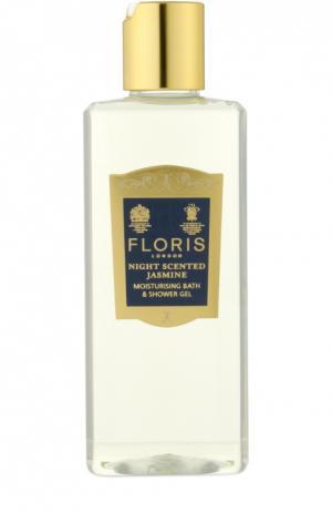 Гель для душа и ванны Night Scented Floris. Цвет: бесцветный