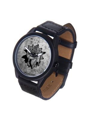 Часы Mitya Veselkov. Цвет: черный, серый