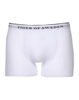 Боксеры TIGER OF SWEDEN. Цвет: белый