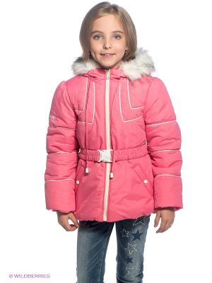 Куртка Stillini. Цвет: розовый