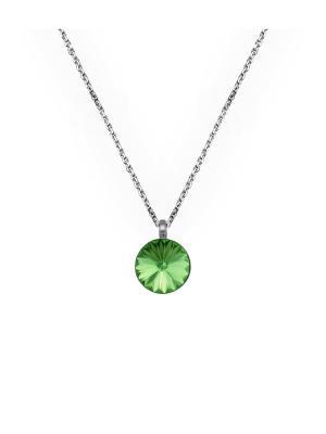 Ожерелье NAVELL. Цвет: зеленый