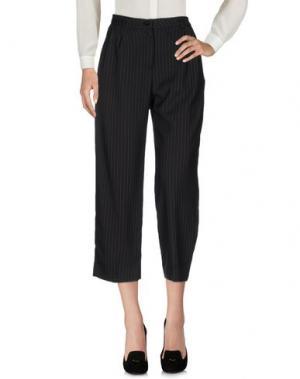 Повседневные брюки NORA BARTH. Цвет: черный