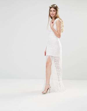 Body Frock Платье Brides Cornflower. Цвет: белый