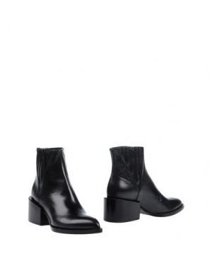 Полусапоги и высокие ботинки GIAMPAOLO VIOZZI. Цвет: черный