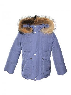 Куртка Stillini. Цвет: индиго