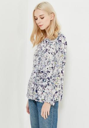 Блуза Devur. Цвет: разноцветный