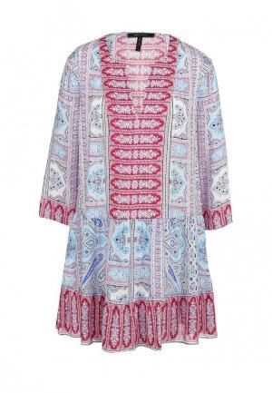 Платье BCBGMAXAZRIA. Цвет: разноцветный