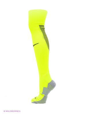 Гольфы U NK SQUAD OTC Nike. Цвет: желтый