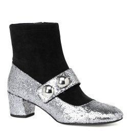 Ботинки  M9001989 серебряный MARC JACOBS