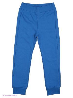 Брюки United Colors of Benetton. Цвет: темно-синий, синий