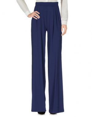 Повседневные брюки FISICO. Цвет: темно-синий