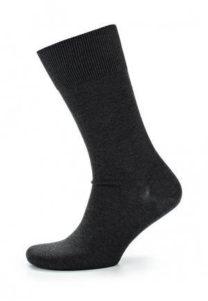 Носки Calvin Klein Underwear. Цвет: серый