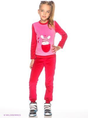 Комплект Avanti Piccolo. Цвет: красный, розовый