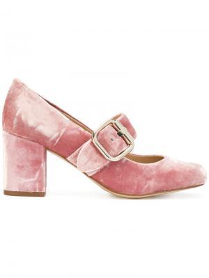 Туфли Chessie Sam Edelman. Цвет: розовый и фиолетовый