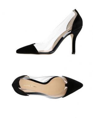 Туфли LUCA VALENTINI. Цвет: черный