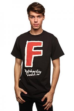 Футболка  Super F Black Foundation