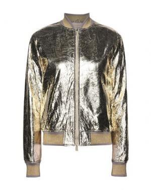 Куртка GEORGE J. LOVE. Цвет: золотистый