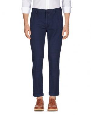 Повседневные брюки JEORDIE'S. Цвет: темно-синий
