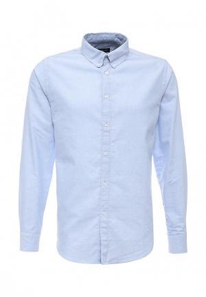 Рубашка Deblasio. Цвет: голубой