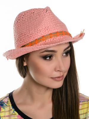 Шляпа Funky Fish. Цвет: розовый