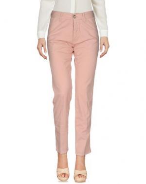 Повседневные брюки BASICON. Цвет: телесный