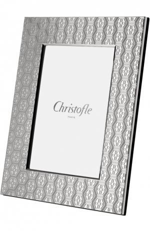Рамка для фото Mosaique Christofle. Цвет: бесцветный