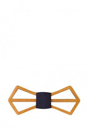 Бабочка Blackbow. Цвет: бежевый