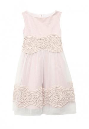 Платье Sly. Цвет: розовый