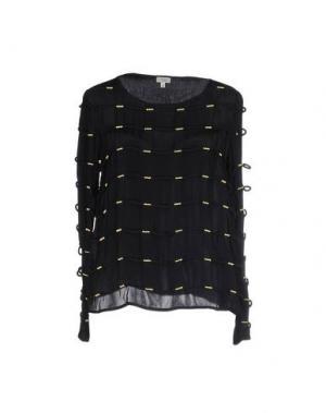 Блузка INTROPIA. Цвет: черный