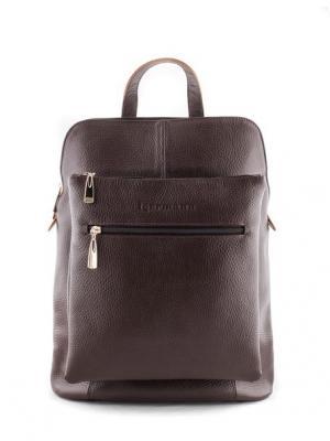 Рюкзак IGERMANN. Цвет: коричневый